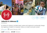Johnson and Johnson Twitter - Marketing Strategy of Johnson and Johnson | IIDE