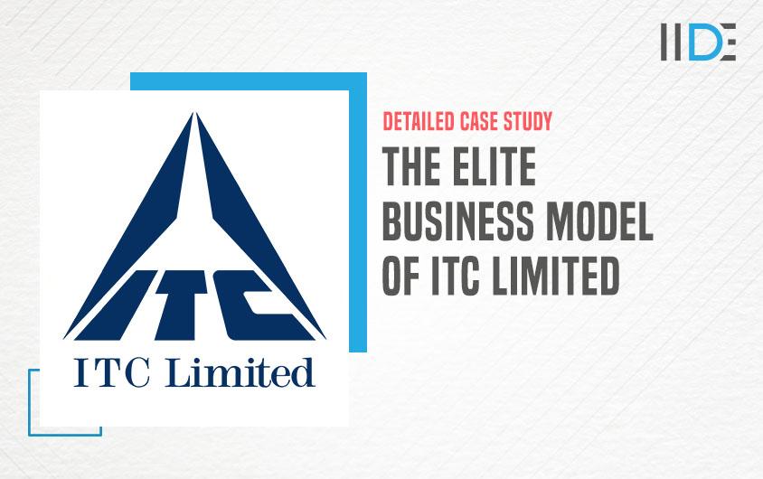 Business Model of ITC Ltd - featured image | IIDE