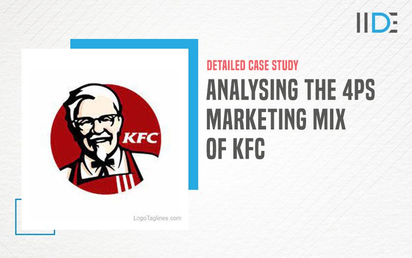 Marketing Mix of KFC - featured image | IIDE