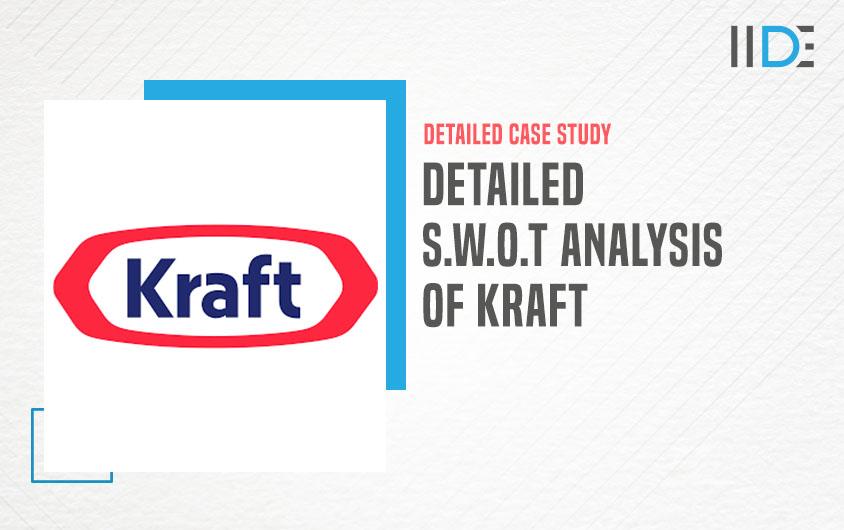 SWOT Analysis of Kraft - feature image |IIDE