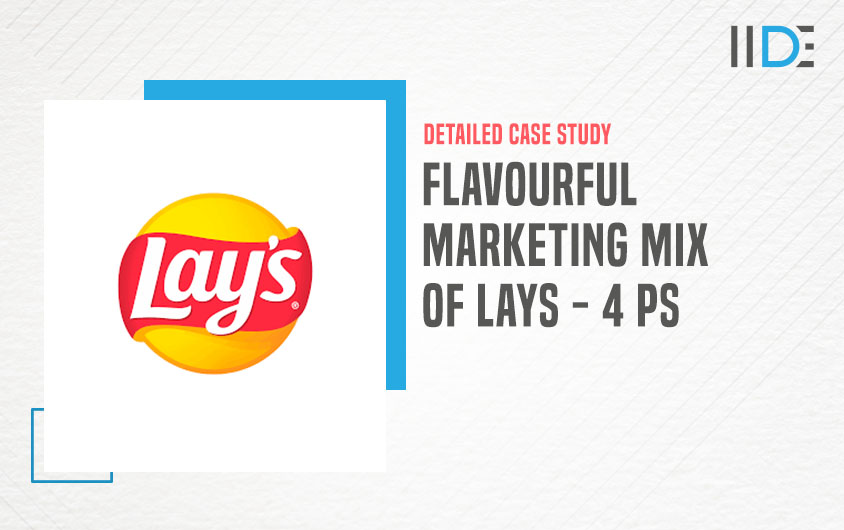 Marketing Mix of Lays - featured image | IIDE