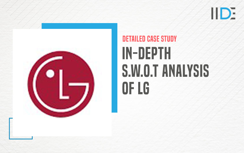 SWOT Analysis of LG-feature image |IIDE