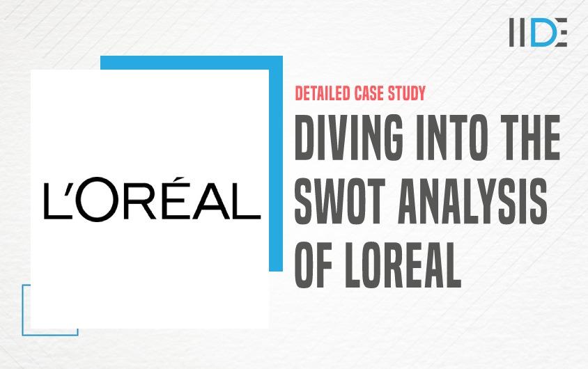 SWOT Analysis of Loreal - featured image | IIDE