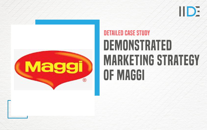 Marketing strategy of Maggi - feature image  IIDE