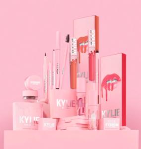 marketing to gen z - kylie cosmetics