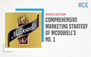 Marketing Strategy of McDowells No. 1 featured image | IIDE