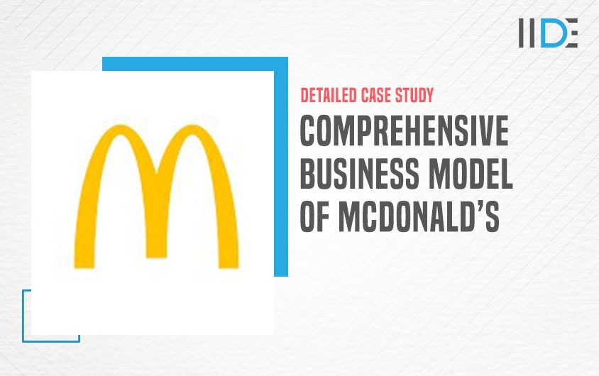 Business Model of Mcdonalds - featured image   IIDE
