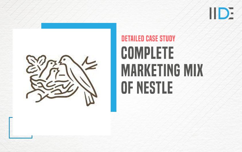 marketing mix of Nestle -feature image |IIDE