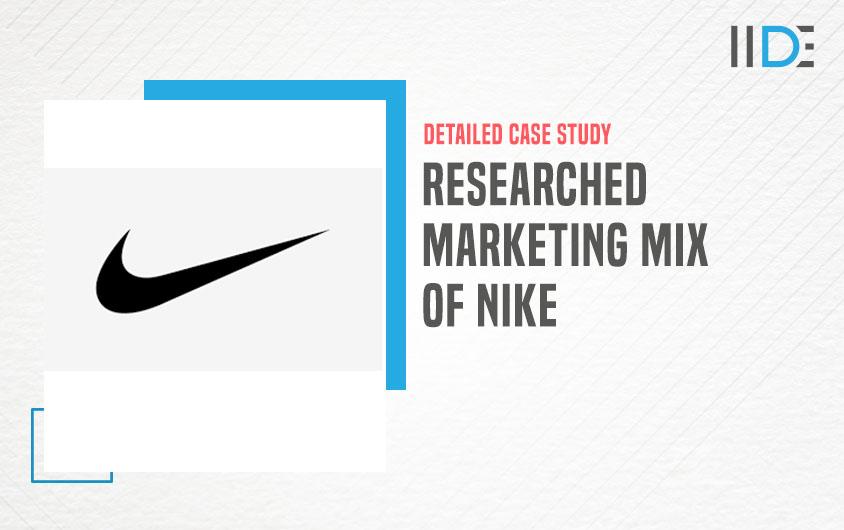 marketing mix of Nike-feature image IIDE