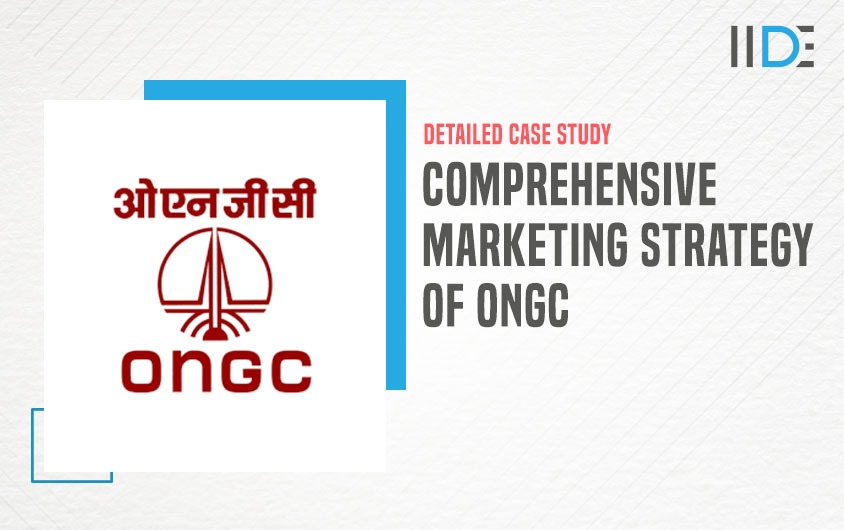 Marketing Strategy of ONGC - featured image | IIDE