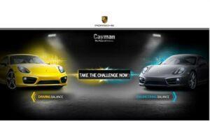 Porsche Marketing Campaign - Porsche Marketing Strategy | IIDE