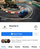 Porsche Facebook Marketing - Porsche Marketing Strategy | IIDE