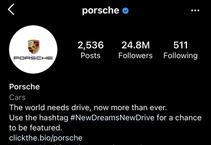 Porsche Instagram Marketing - Porsche Marketing Strategy | IIDE
