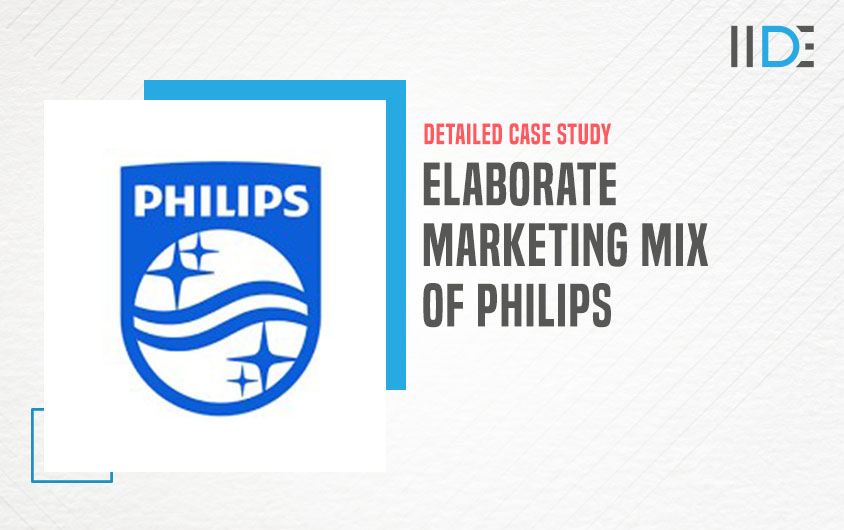 marketing mix of Philips=feature image |IIDE
