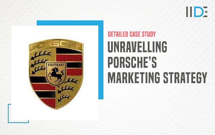 Porsche Marketing Strategy featured image | IIDE