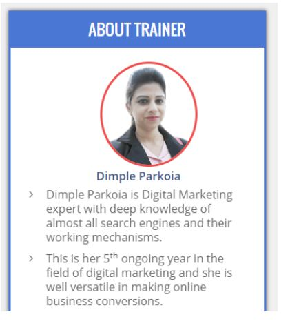 ppc Courses in chandigarh - cbitss training faculty
