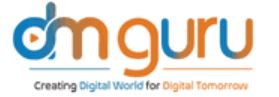 ppc Courses in gurgaon - dm guru logo