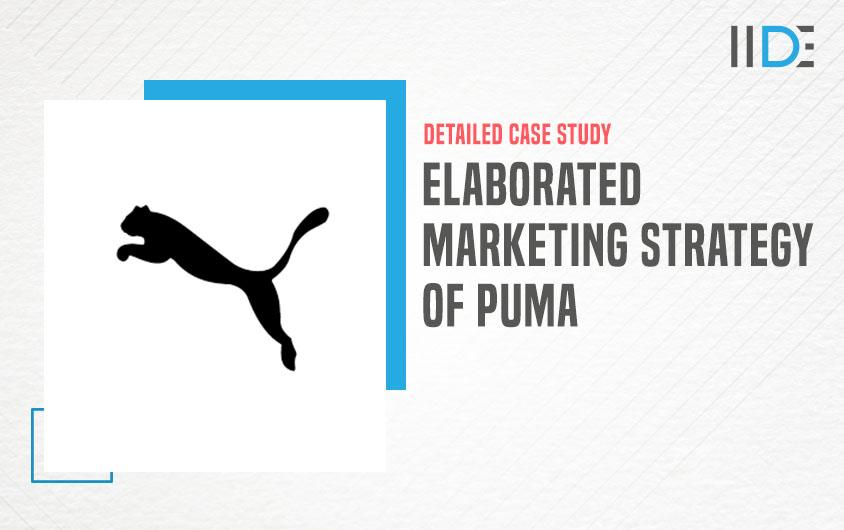 marketing strategy of Puma-feature image |IIDE