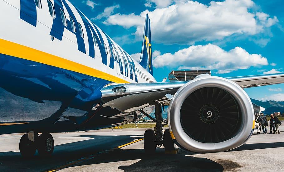 Ryanair Plain | Marketing Strategy of Ryanair | IIDE
