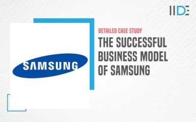The Successful Business Model of Samsung