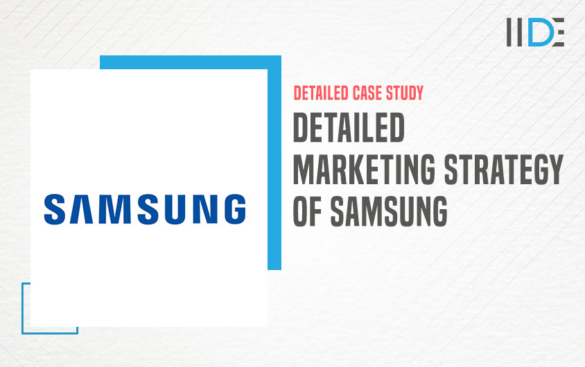 Marketing strategy of Samsung-feature image  IIDE