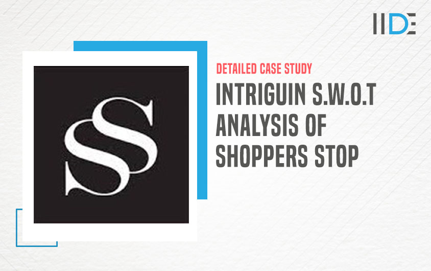 SWOT Analysis of Shoppers Stop-feature image  IIDE