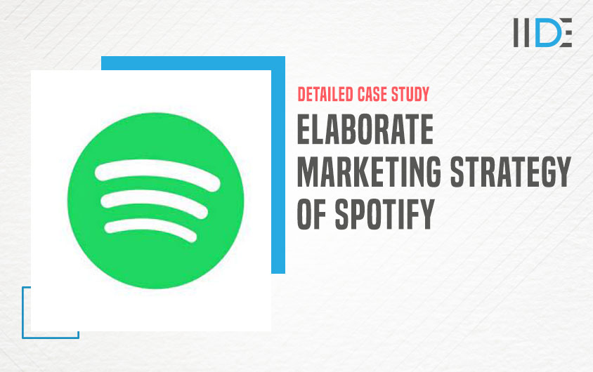 Marketing strategy of Spotify-feature image |IIDE