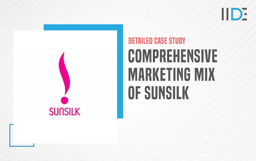 marketing mix of Sunsilk  IIDE