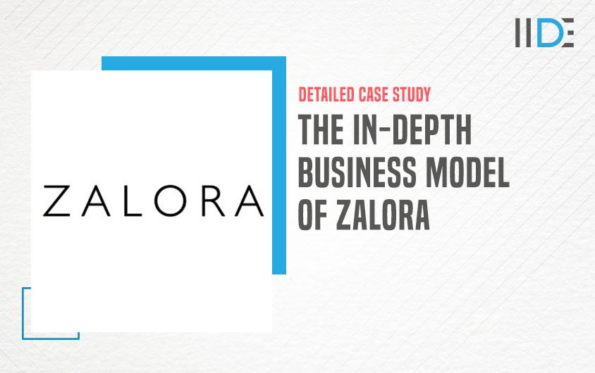 Business Model of Zalora - featured image | IIDE