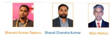 Digital Marketing Courses in Bhilai - 360DigiTMG Course Faculty