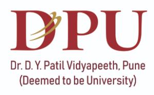 MBA in Digital Marketing - D Y Patil Logo