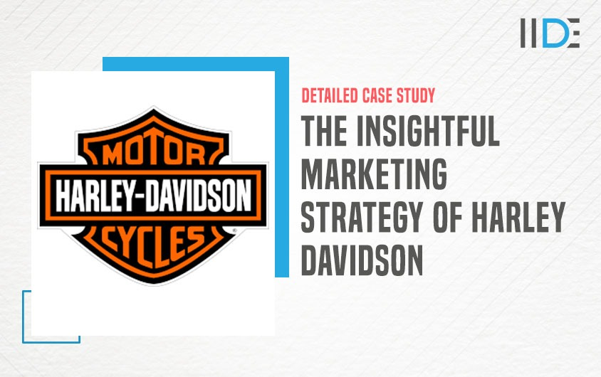 Marketing Strategy of Harley Davidson - featured image   IIDE